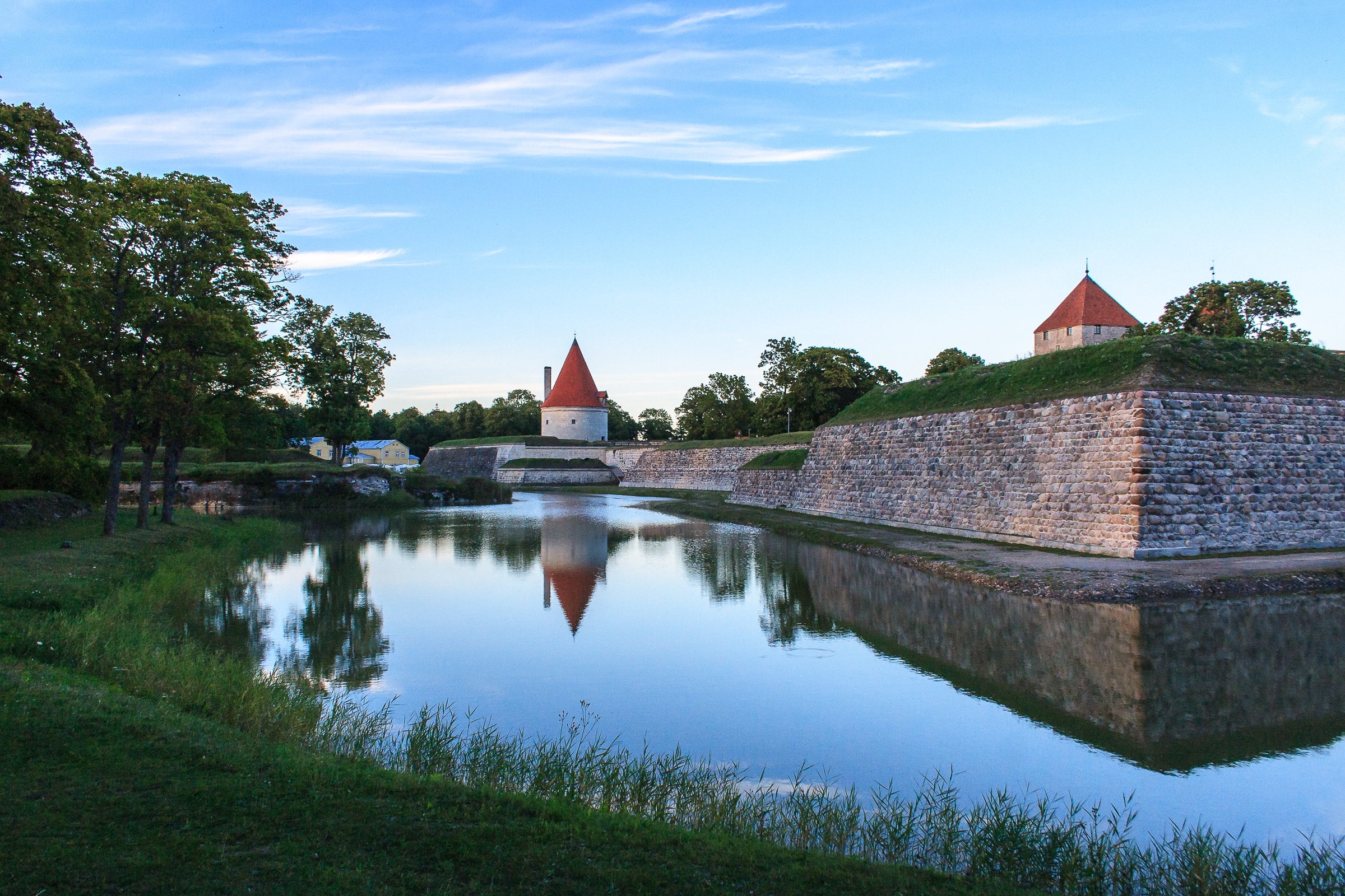 Voyage to the Baltic islands