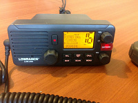 VHF radio operator theory and practice in Riga